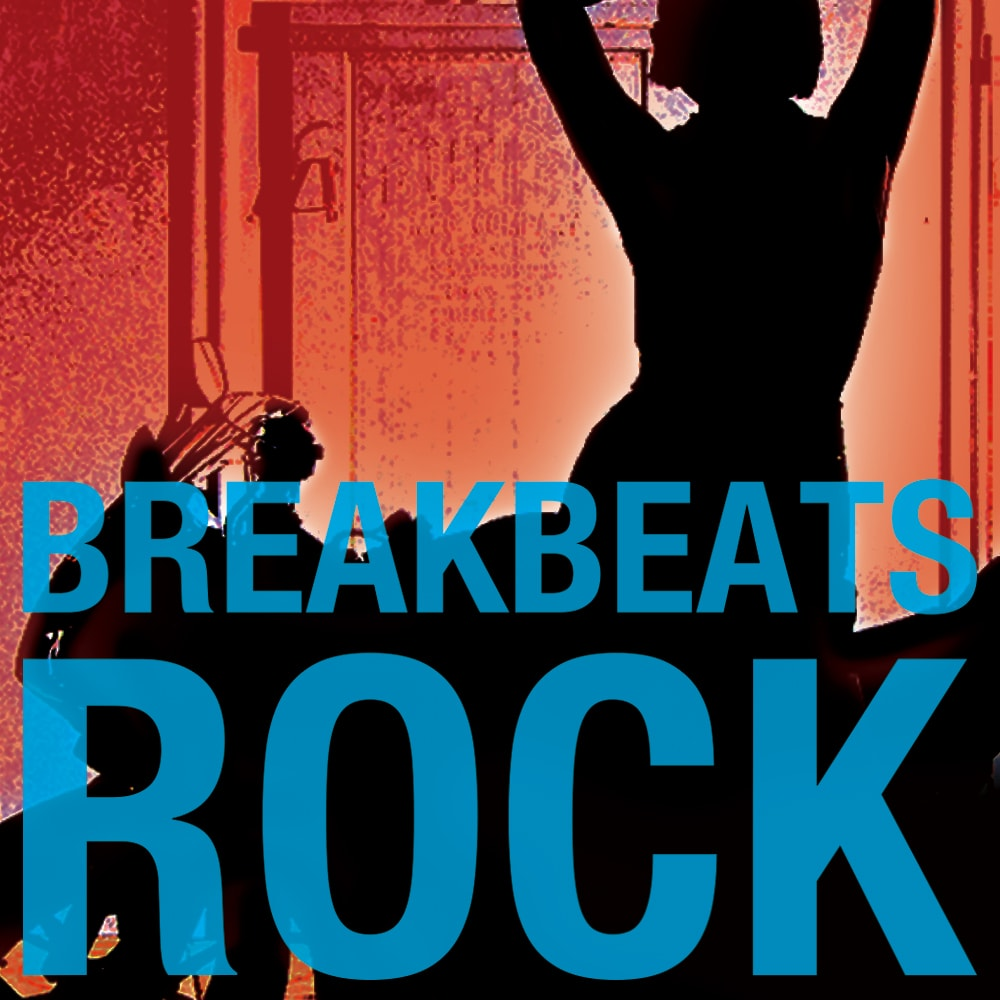 1.Break Beat Rock